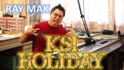 KSI - Holiday Piano by Ray Mak