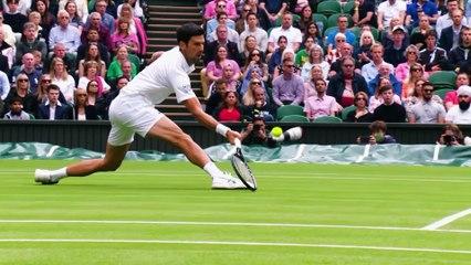 Latest Wimbledon Championships Highlights