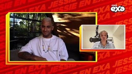 DJ Agudelo nos acompaña en #JessieEnExa para presentarnos su nuevo programa en Exa (442)