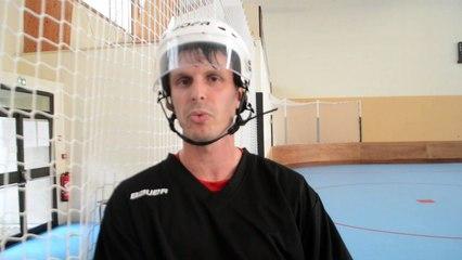 VIDEO. Découvrez le roller hockey à Poitiers