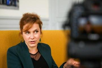 VIDEO. Léonore Moncond'huy, maire de Poitiers : un an après