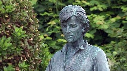 Sculptor: Princes made 'huge contribution' to Diana statue
