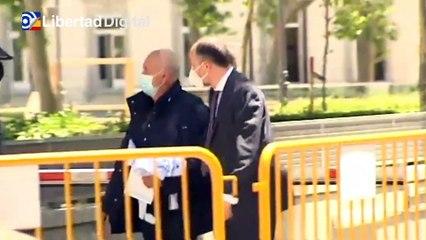 José Luis Moreno sale de la Audiencia Nacional en libertad bajo fianza