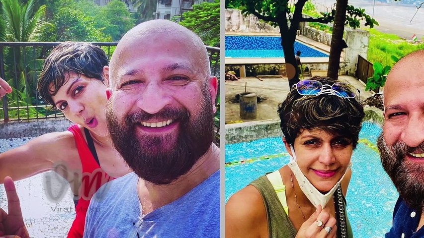 Mandira Bedi and Raj Kaushal Love Story | First Meeting To Wedding | Here is the cute love story