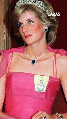 Conoce todos los secretos de las joyas de Lady Di.