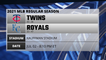 Twins @ Royals Game Preview for JUL 02 -  8:10 PM ET
