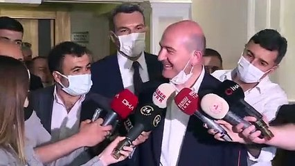 """Süleyman Soylu: """"Evet, ben dünyanın en kötü adamıyım"""""""
