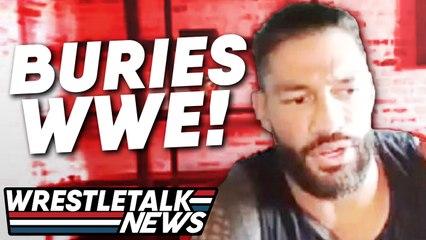 Roman Reigns BURIES WWE Roster! Lana SHOOT Interview! Reigns & Nia Jax Heat! | Wrestling News