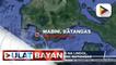 Magnitude 3.5 na lindol, tumama sa Mabini, Batangas; Garchitorena, Camarines Sur, niyanig ng magnitude 4 na lindol kaninang umaga