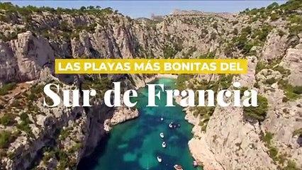Las playas más bellas del Sur de Francia