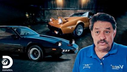 Personalizaciones de automóviles para el cine y la TV | Mexicánicos | Discovery En Español