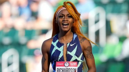 US Sprinter Sha'Carri Richardson May Miss Olympics After Testing Positive for Cannabis