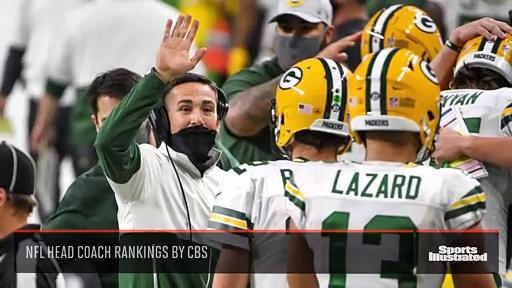 NFL Head Coach Rankings by CBS