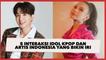 5 Interaksi Idol Kpop dan Artis Indonesia yang Bikin Iri, Leeteuk Ajak Rossa Ketemuan