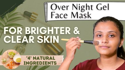 WOW: Apply This Overnight For A Brighter & Clear Skin | Magic Face Pack | Vitamin C | Say Swag