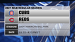 Cubs @ Reds Game Preview for JUL 03 -  4:10 PM ET
