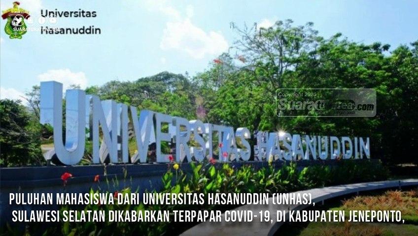 60 Mahasiswa KKN Unhas di Jeneponto Terkonfirmasi Positif Covid-19