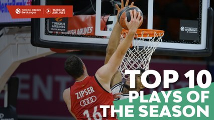 Top 10 Plays of the 2020-21 Season