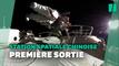 Espace: Les images de la première sortie des taïkonautes de la nouvelle Station spatiale chinoise
