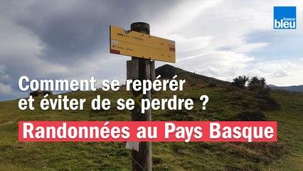 Randonnées au Pays Basque : le balisage
