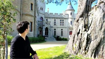 L'Irlande est à Hendaye au château Abbadia