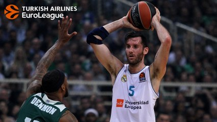 From the archive: Rudy Fernandez highlights
