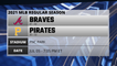 Braves @ Pirates Game Preview for JUL 05 -  7:05 PM ET