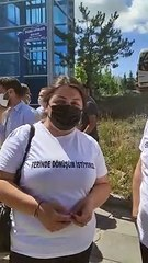 Tozkoparanlılar bugün Danıştay önünde: Sesimize kulak verin, bu hukuksuzluğu durdurun
