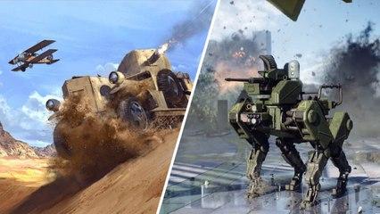 Battlefield 2042 Battlehub bringt Sandbox Mode | 1 Minute News