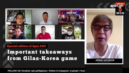 Did Gilas win vs Korea ease pain of Jong Uichico over 2002 'Korea curse?'