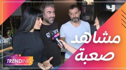 سعيد الماروق يكشف عن أصعب مشاهد دور العمر وسيرين: فقدت الذاكرة