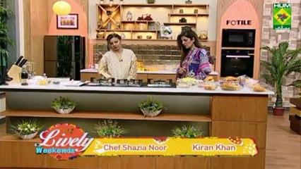 Baked Potato Chips | Lively Weekends | Kiran | Desi Food | Food Court