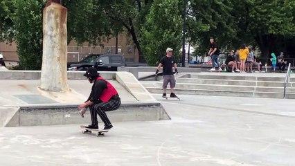 Tournée Comeback skateboard