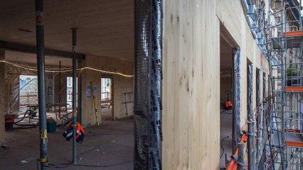 #80 - Réhabilitation et surélévation en structure bois