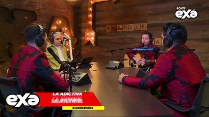 ¡Totalmente en vivo, en entrevista especial con La Adictiva en #JessieEnExa!  (445)