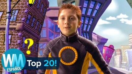 ¡Top 20 PEORES efectos de Pantalla Azul o Verde en el Cine!