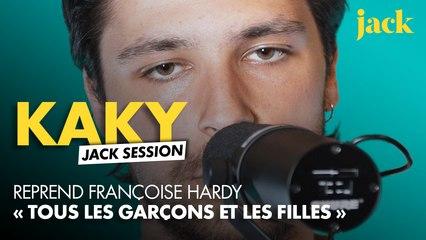 Kaky - Tous les garçons et les filles (Françoise Hardy) l LIVE