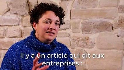"""""""L'humain, c'est la base"""" : Beya Zerguine dénonce un recrutement dépourvu d'humain par Beya Zerguine"""