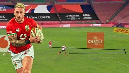 Le magnifique sauvetage de Stuart Hogg face aux Lions