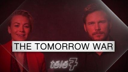 The Tomorrow War : Interview de Chris Pratt et Yvonne Strahovski