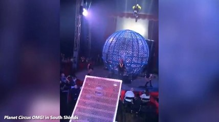 Planet Circus OMG! in South Shields