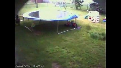 TEXAS TORNADO FEST - July 6, 2021 REAL Joplin tornado video