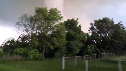 TEXAS TORNADO FEST - July 6, 2021 Top 5 TORNADO of ALL TIME - VIOLENT tornado takes out house!!!!  - May 9, 2016 Katie, OK Tornado
