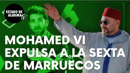 """El rey Mohamed VI expulsa de Marruecos al equipo de 'Salvados' de La Sexta: """"No veníamos a grabar"""""""
