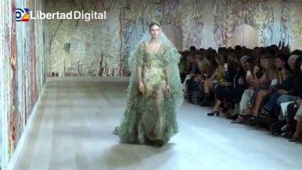 Dior presenta su nueva colección otoño-invierno en París