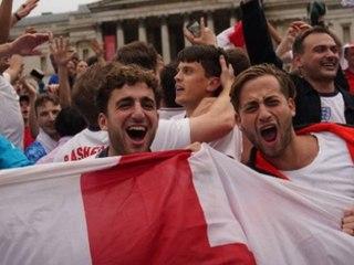 EM-Viertelfinale: Uefa schließt englische Fans aus