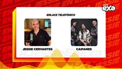 Entrevista Saúl Hernández de Caifanes #JessieEnExa