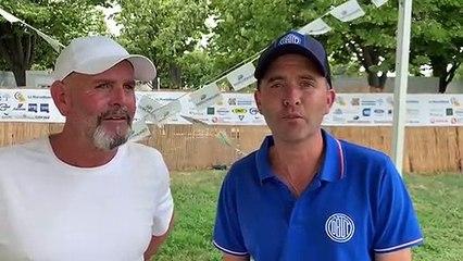 Christophe et Damien Hureau répondent à nos questions suite à leur élimination ce mardi.