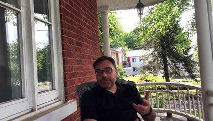 Dr Naguib Mechawar neurobiologiste