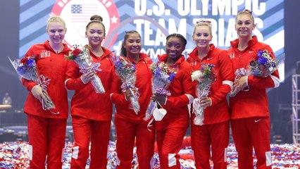 Meet the Six Women on the U.S. Olympic Gymnastics Team